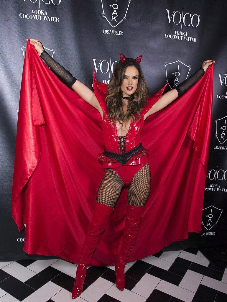2015 Halloween Celebrity Looks