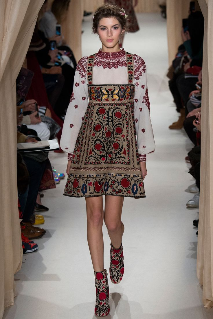 Bulgarian Inspired Valentino Collection?