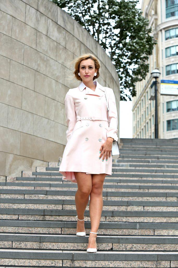 Chelsea Dress Coat