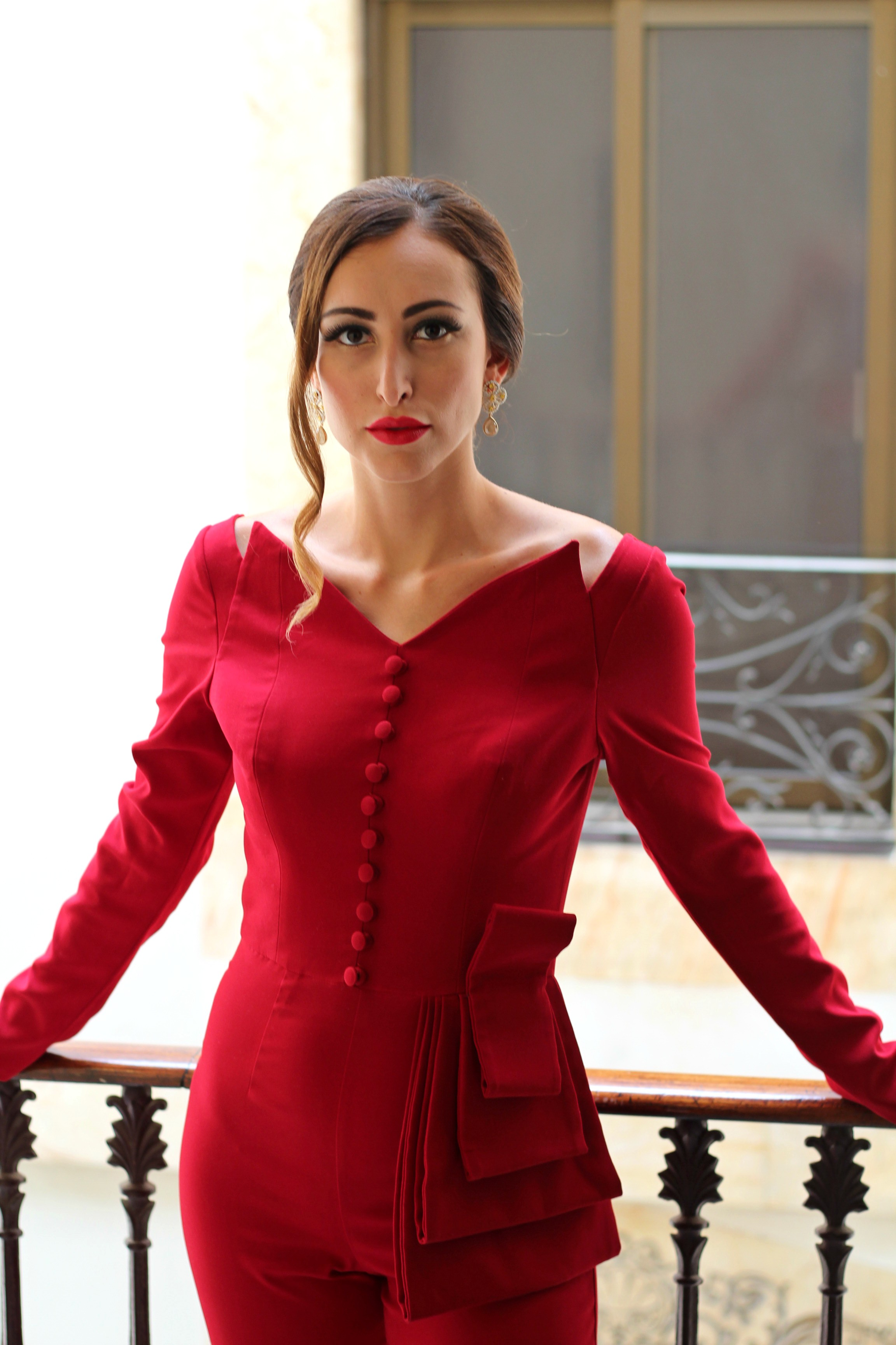 Luxury in Red