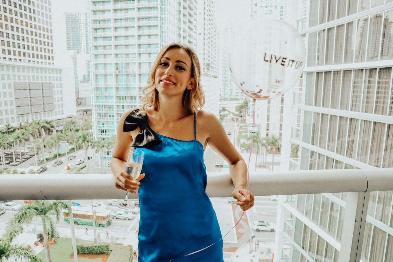 Miami with W Hotel