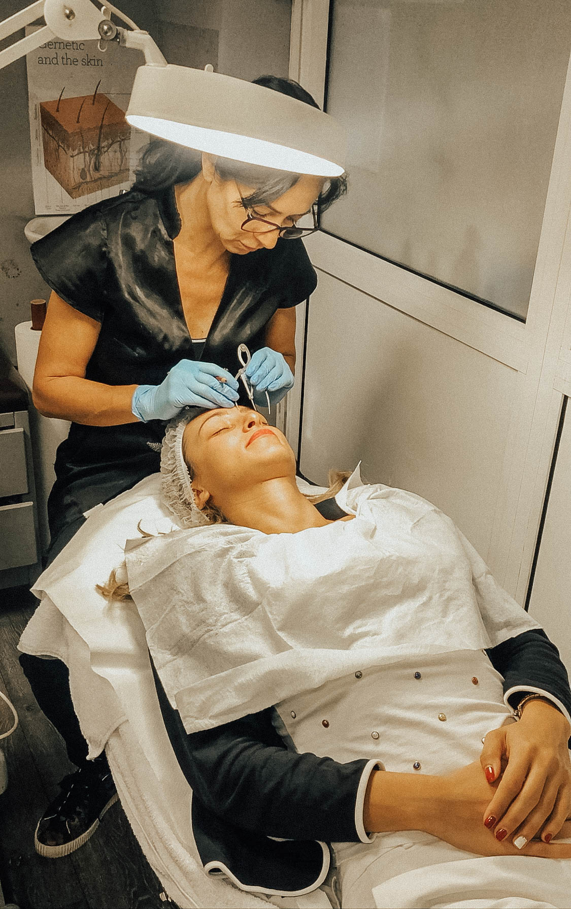 Eyebrows Microblading at Salon Effect