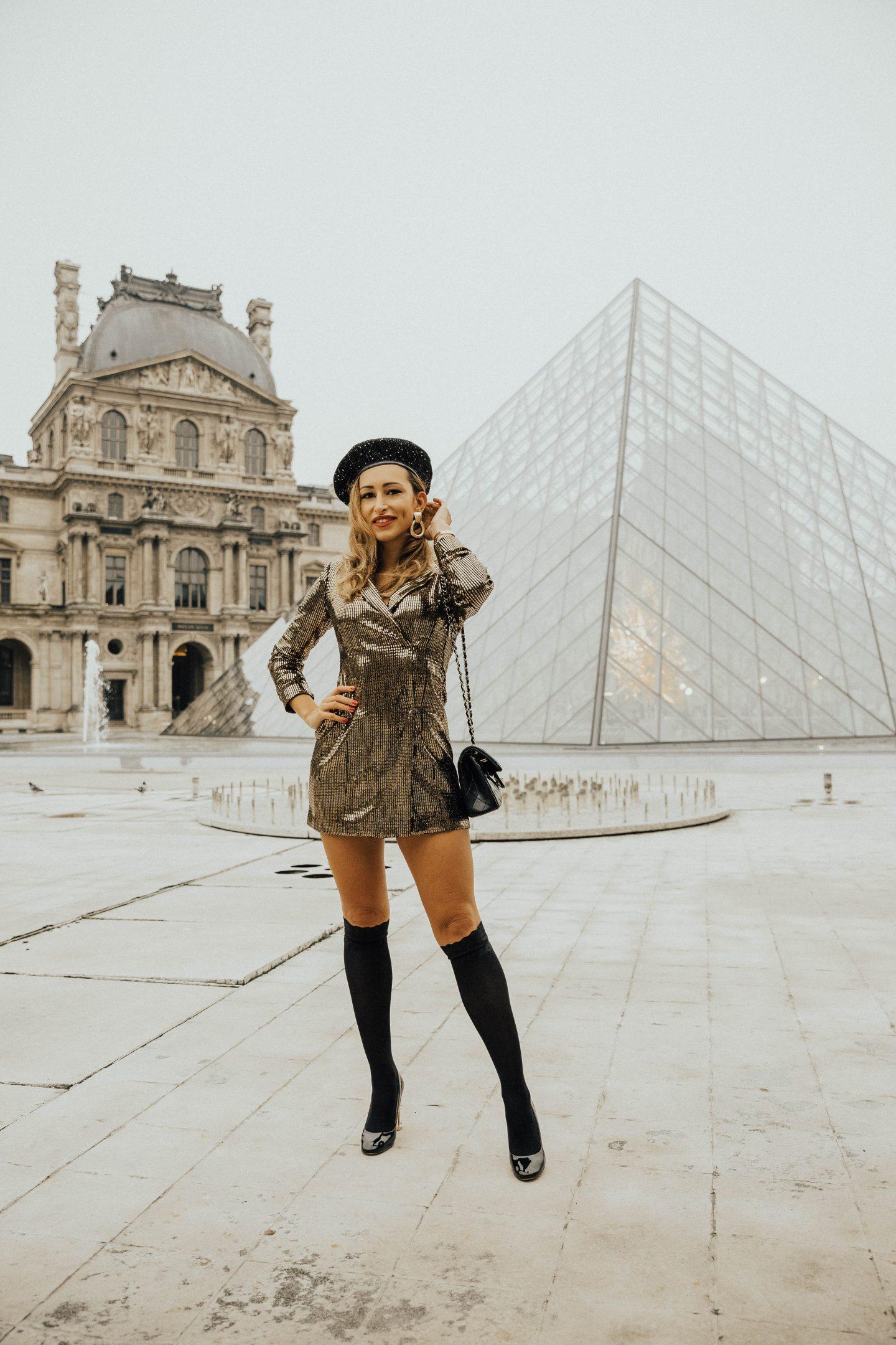 Festive Season in Paris