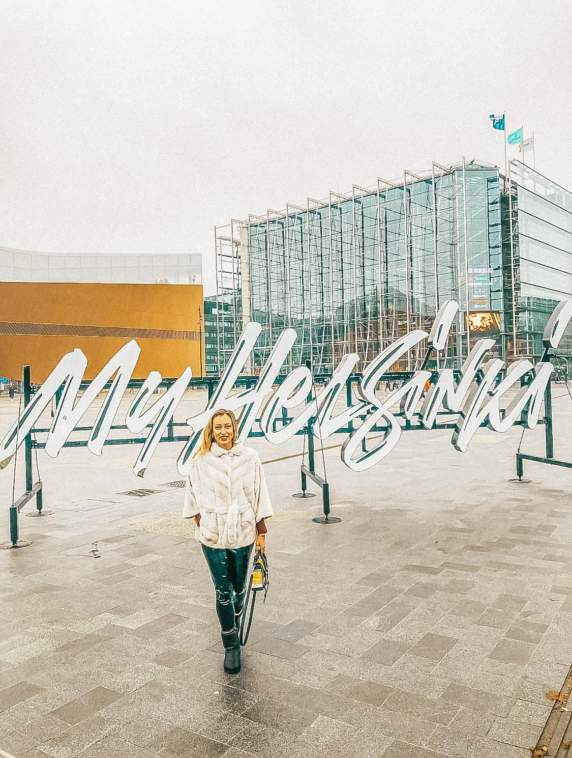 Trip to Helsinki with My Helsinki