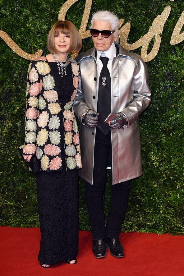 British Fashion Awards 2015 – Favorite Looks