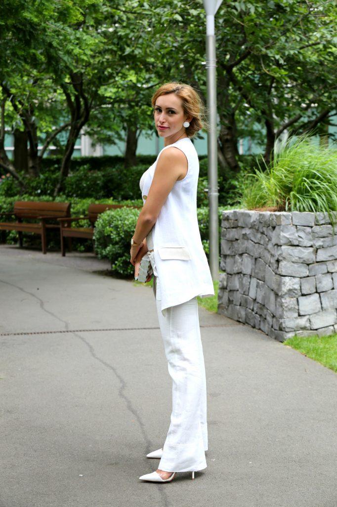 Summer In White