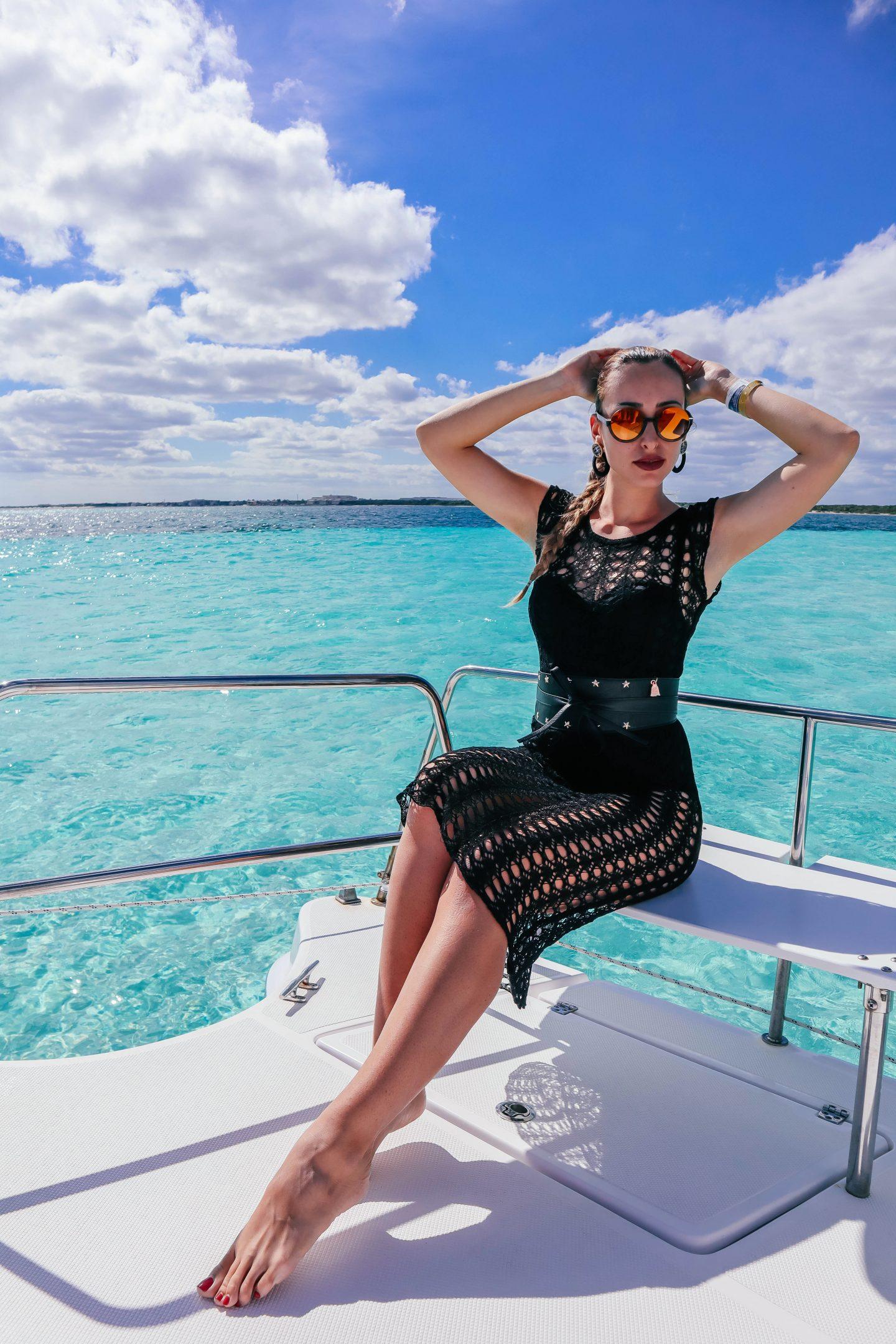 Marina La Bonita Catamaran Ride