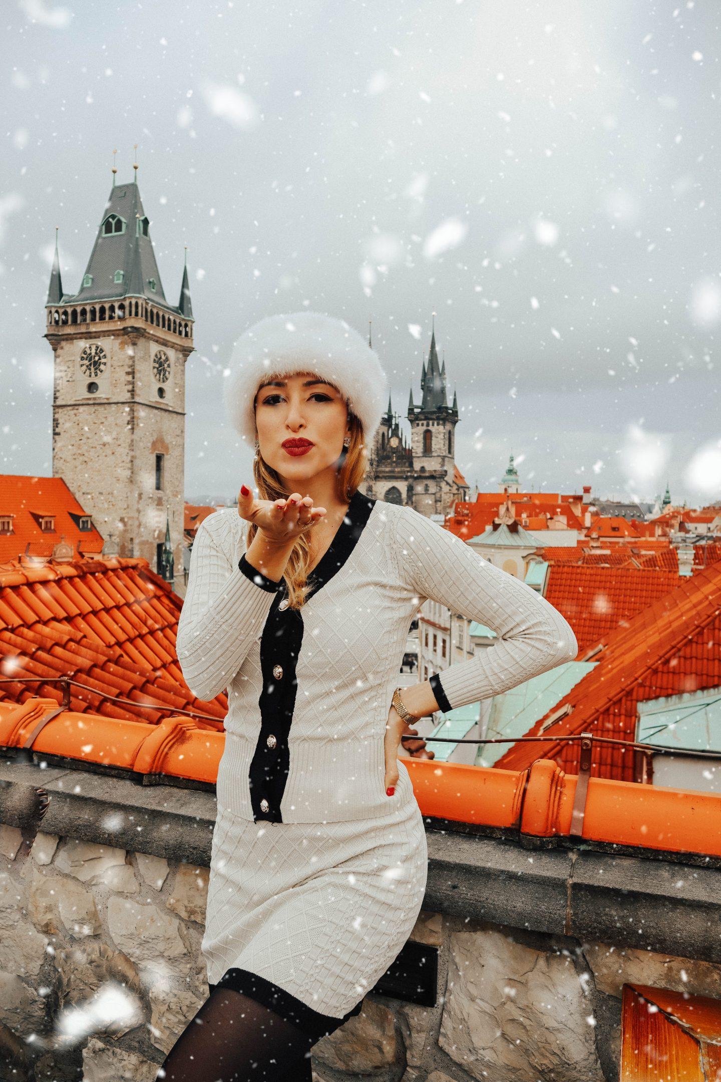 Prague for Christmas