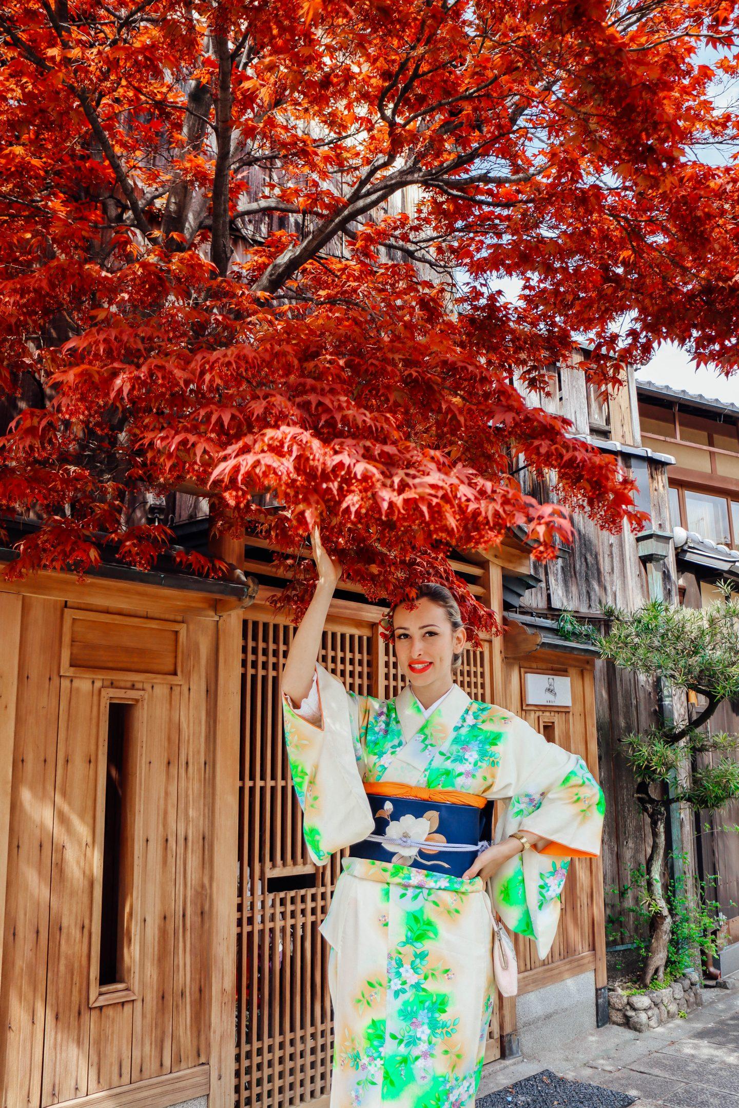Kyoto & The Garnet Hotel