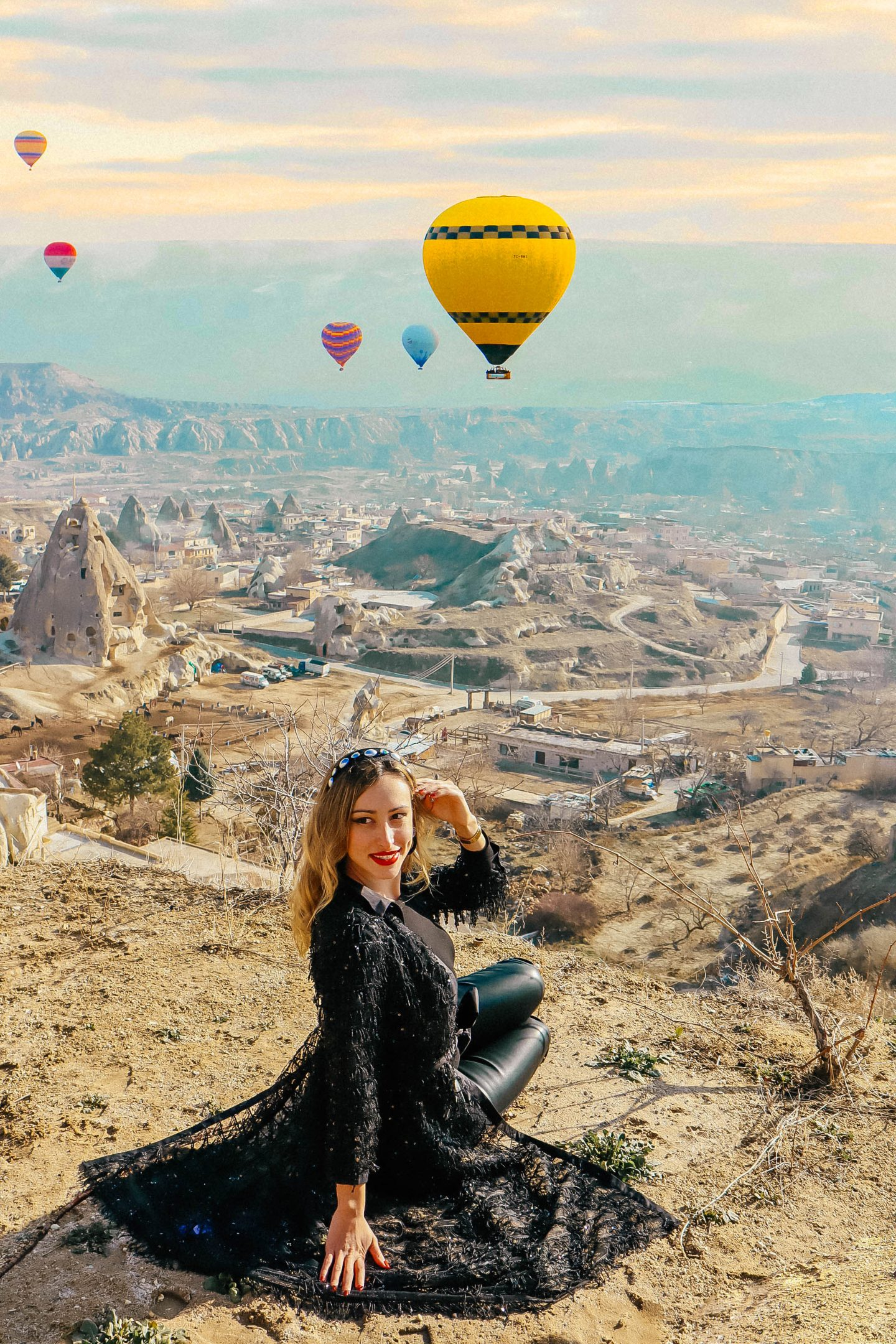 Trip to Cappadocia with Go Turkey