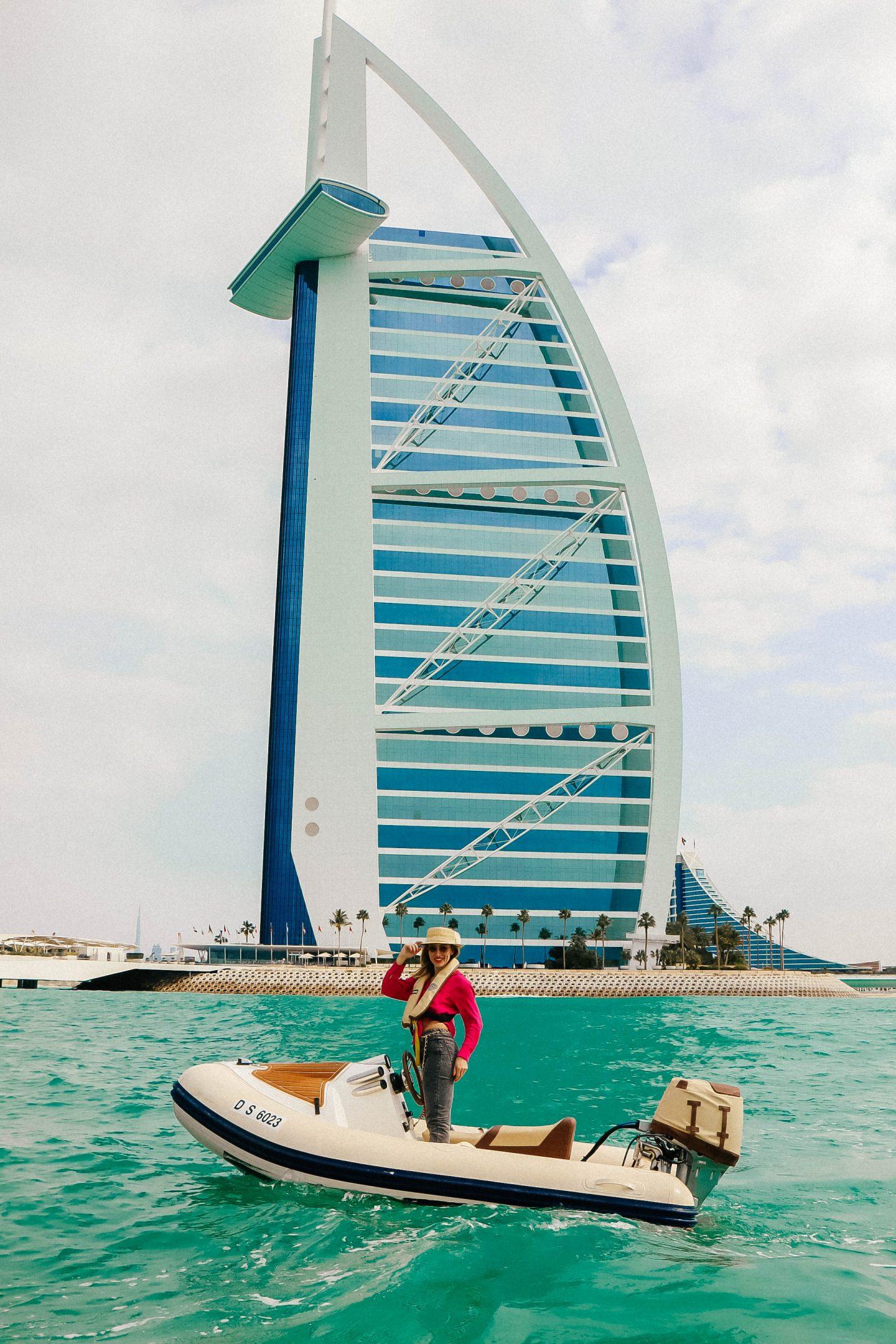 Exploring Dubai with Visit Dubai